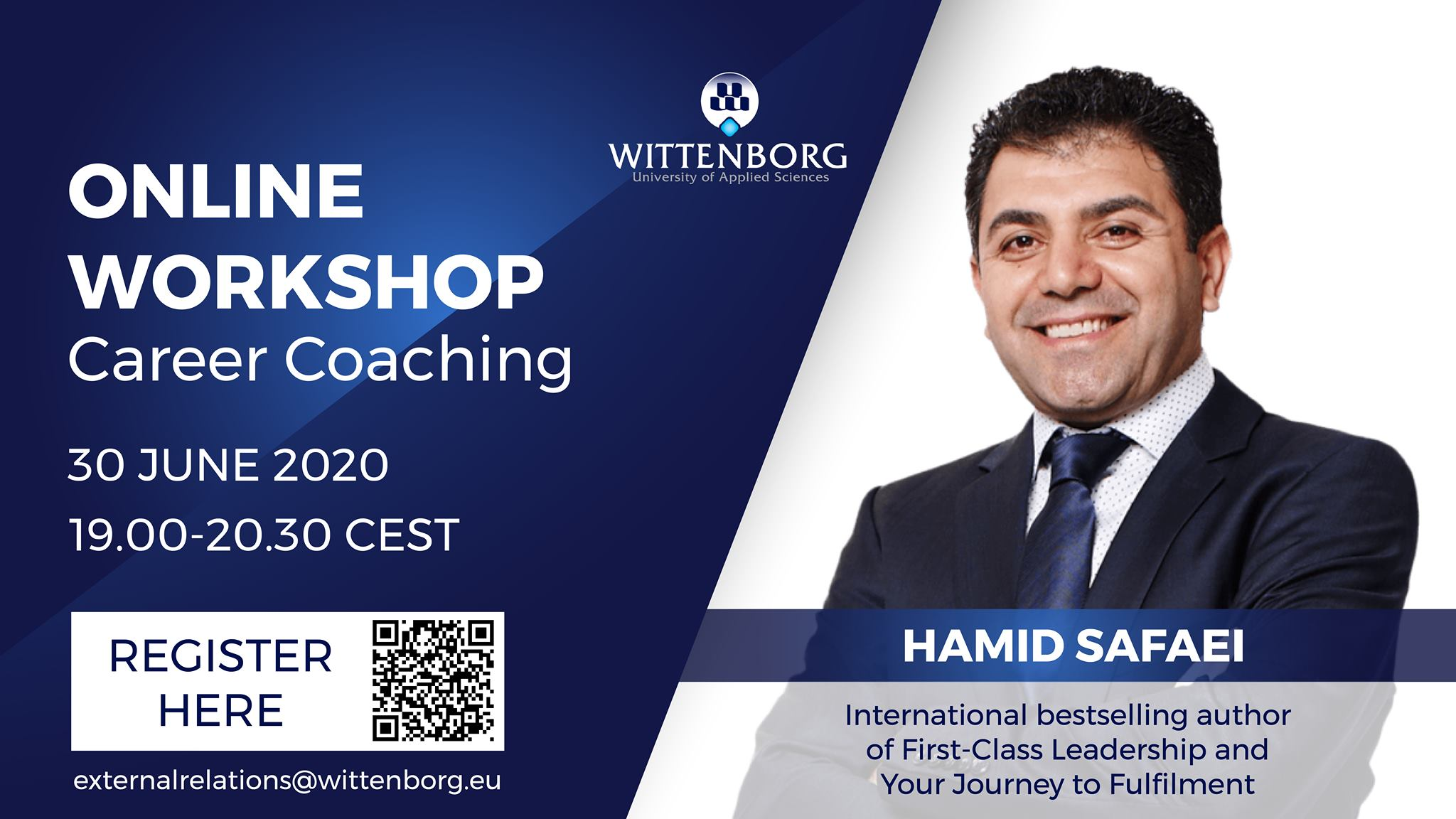 Online Workshop - Career Coaching