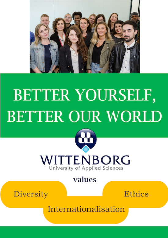 Wittenborg University Vision & mission
