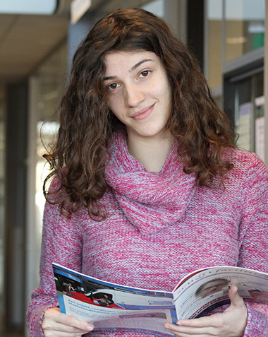 An Interview with Wittenborg's Albanian Student Gertnisa Ristani
