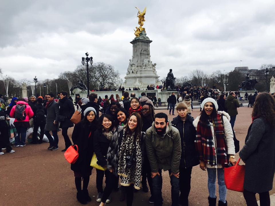 Welcome to London: Wittenborg MSc Students Make Unforgettable Trip to the UK