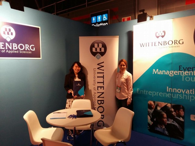 Event16 attracts around 7 500 attendees per year. Wittenborg is seen as a key expert in the provision of knowledge and content in the sector.