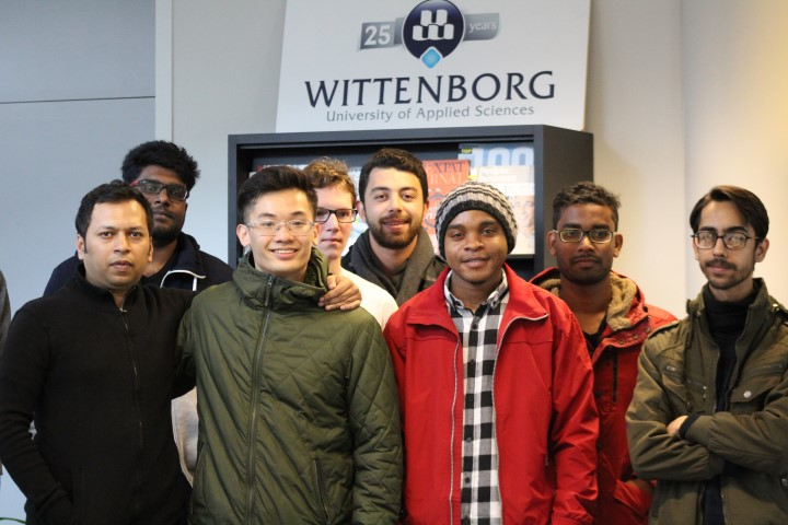 Wittenborg Welcomes New Students from 14 Countries!