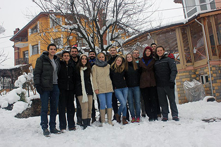 Wittenborg Lecturer Leads Winter Academy in Turkey
