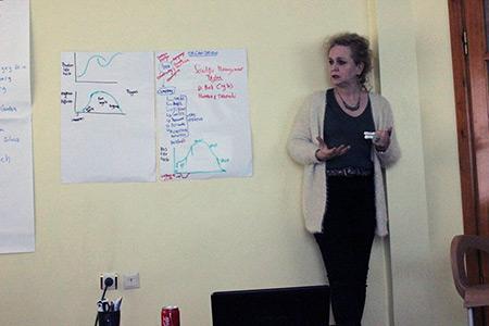 Wittenborg Lecturer Leads Winter Academy in Turkey