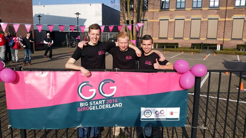 Giro College Tour: Many Career Opportunities in Sport, say two Top International Coaches on Saturday at the Wittenborg event
