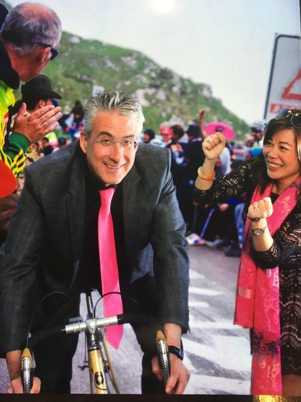 Giro d'Italia Puts Wittenborg City, Apeldoorn, in Spotlight