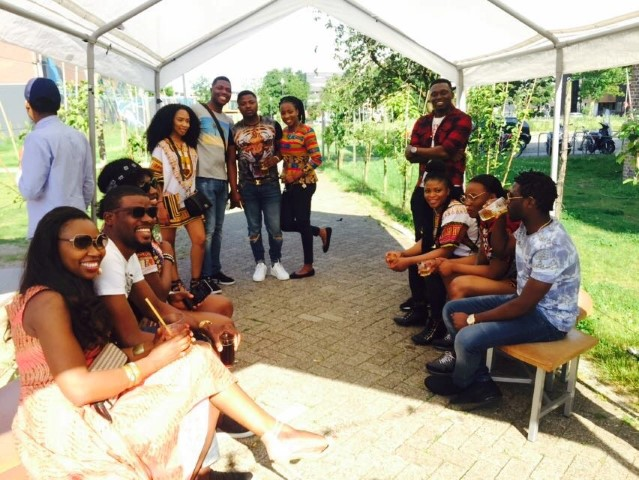 Successful intercultural summer event organised by Wittenborg Student Society SWIFT