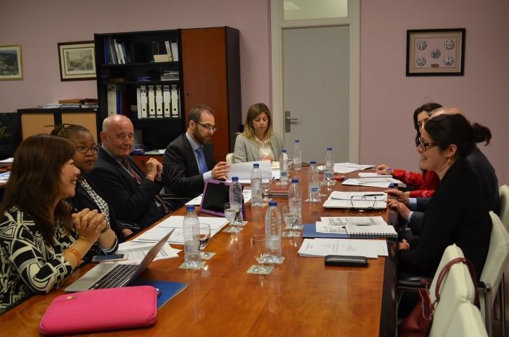 Wittenborg and University Partners meet in Santiago de Compostela, Spain