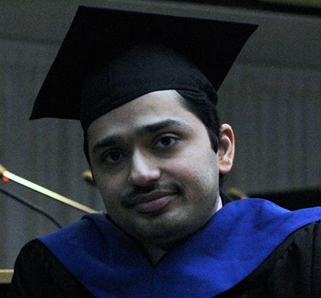 """Holland is a Truly Global Country"" - Pakistani Graduate"