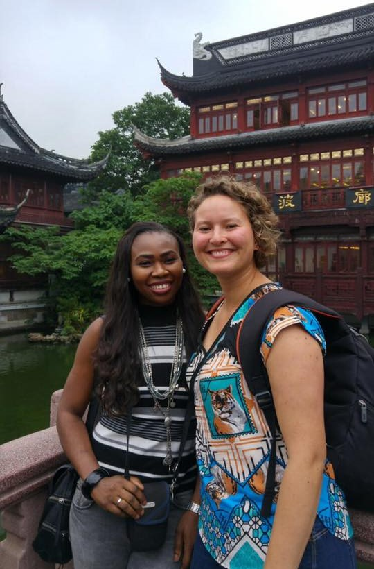 Witttenborg Students Fly off for Shanghai Adventure