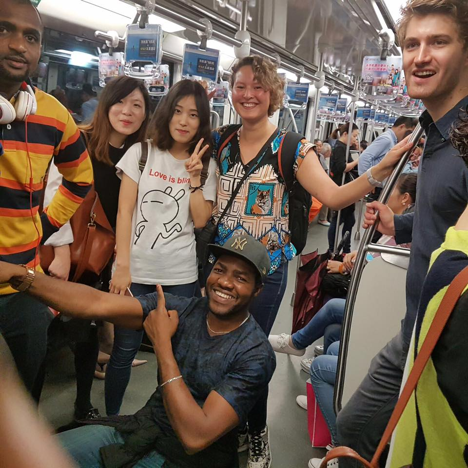Witttenborg University Students Fly off for Shanghai Adventure