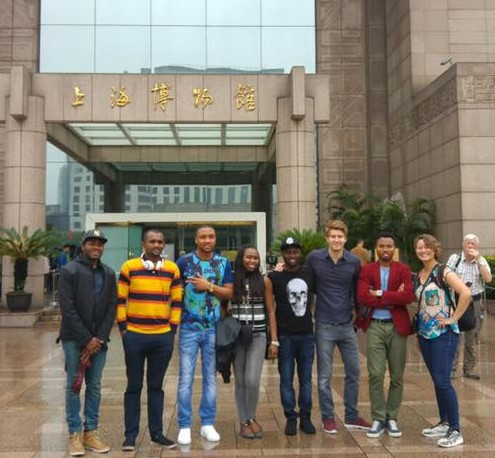 Ever enjoyed a trip so much that you feel you can stay there forever? This has been the experience of 8 students from Wittenborg University who are currently on a study visit in Shanghai, China's most populous city and a global financial hub.