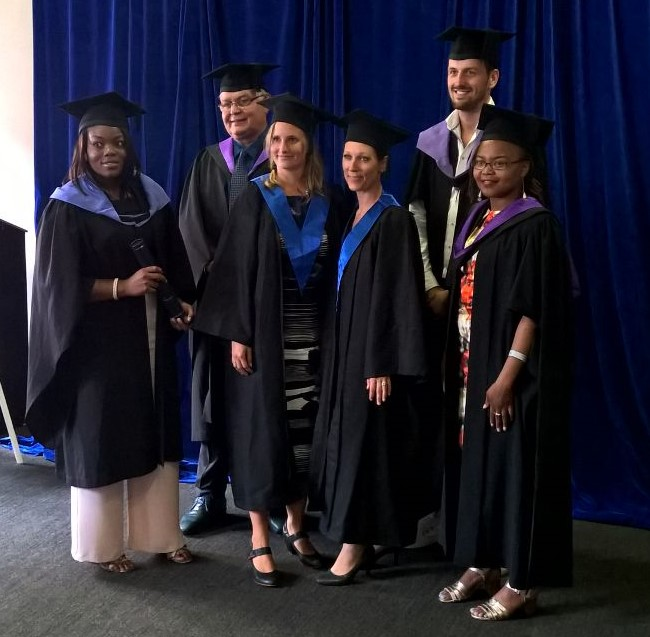Wittenborg Students Receive Second Degree from University of Brighton in the UK