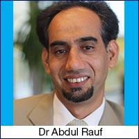 Dr Abdul Rauf