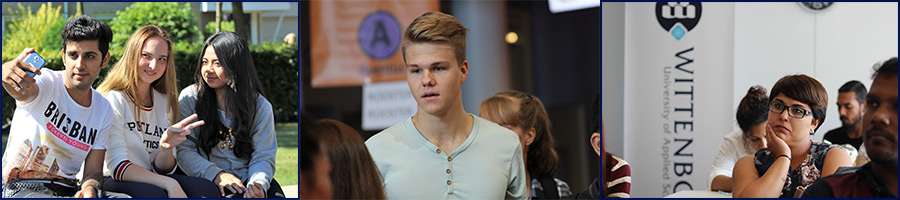 New Wittenborg Students Arrive from 22 Countries