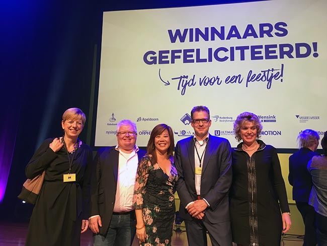Apeldoorn Business Awards 2016