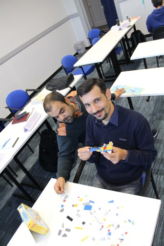 Wittenborg Lecturer Uses Lego Blocks to Teach MBA Students About Operations Management