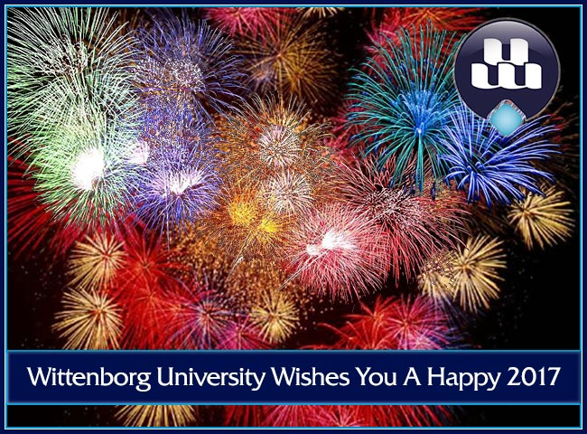 Happy 2017 - Wittenborg University of Applied Sciences