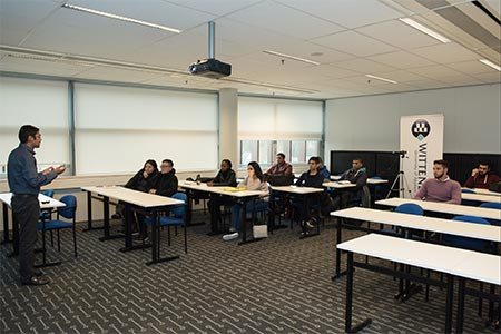 New Students at Wittenborg from 13 Different Countries