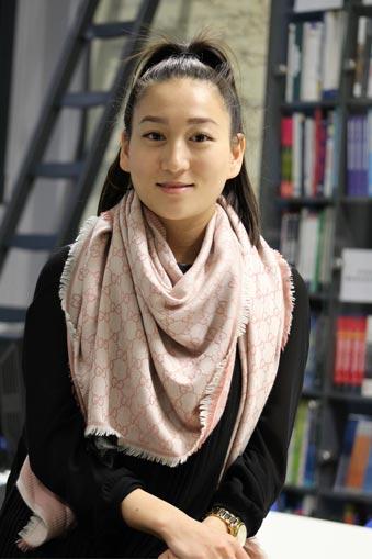 Wittenborg Student, Jenny Chen, Starts Own Fashion Line