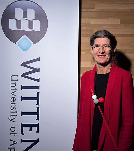 Wittenborg Appoints Dr Regina Kecht as New Interim Academic Dean