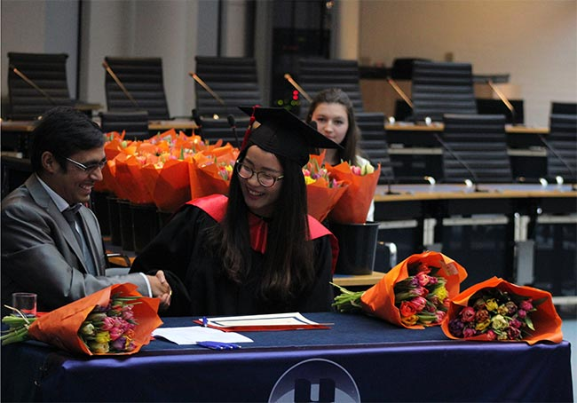 "Latest Wittenborg Graduates Urged to be ""Ambassadors of Internationalism"""