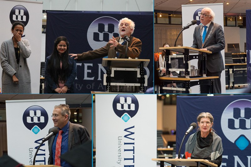 "atest Wittenborg Graduates Urged to be ""Ambassadors of Internationalism"""