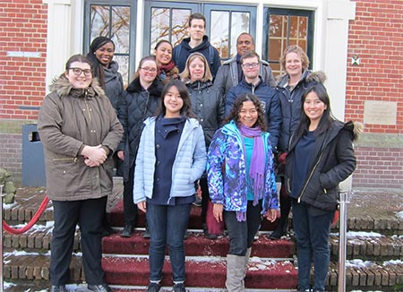 MSc Students Visit Two Tourism Operators in Gelderland