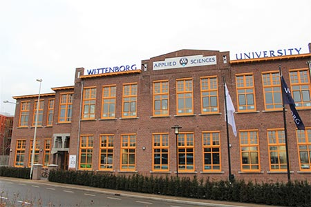 Wittenborg's Spoorstraat Building Gets a Facelift