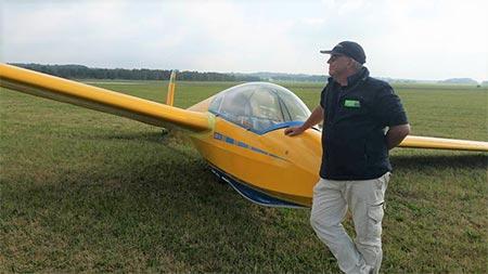 Wittenborg Sponsors Aviation Exams in Gelderland