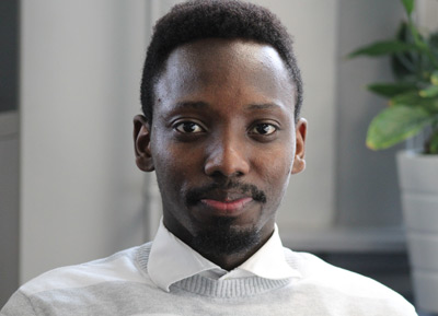 Rwandese Student Trailblazing His Way to Two Degrees at Wittenborg