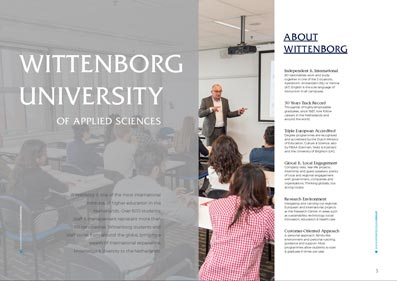 "ittenborg's New Brochures ""Show its Diversity"""