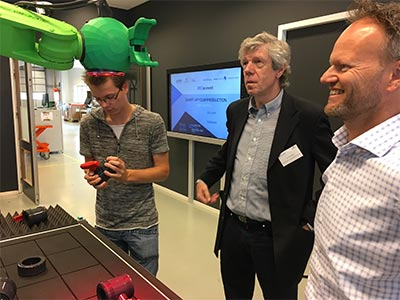 Dutch Manufacturers Urged to Embrace Robotics at RECap Event