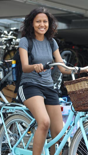 Holland Inspires Logistics Student to Re-Introduce Biking Culture in Indonesia