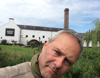 Wittenborg Writer, Ben Birdsall, Welcomed with Great Enthusiasm by Irish Distilleries for Upcoming Book