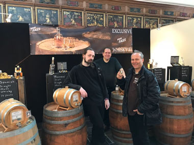 Whisky Burn at International Festival in The Hague