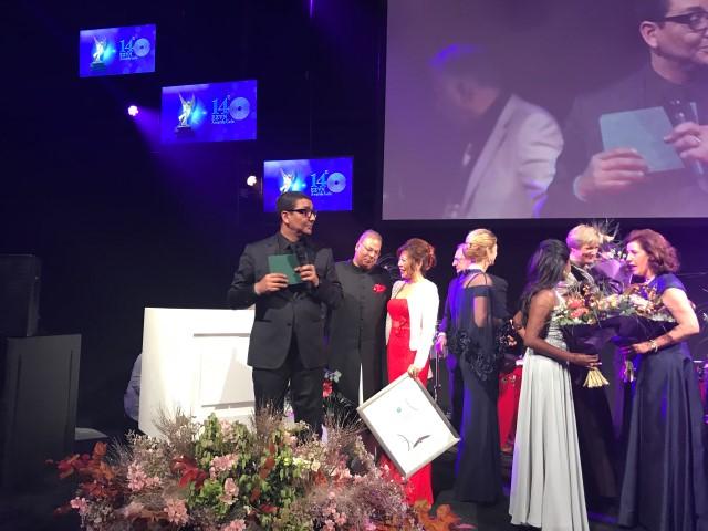 Maggie Feng - Runner Up Etnische Zakenvrouw van Nederland 2017