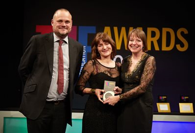 Wittenborg's UK Partner, Brighton University, Wins THE Award