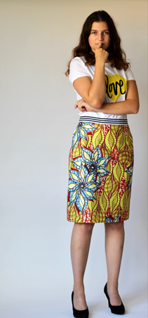 Wittenborg Alumnus Starts African-Inspired Clothing Brand