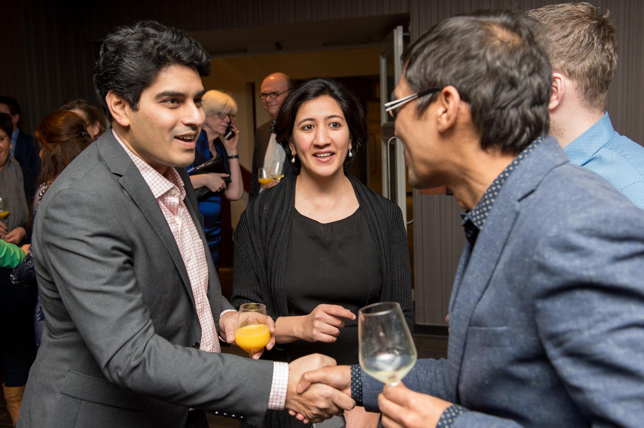 Wittenborg annual staff new year dinner 2018