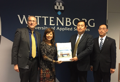 Wittenborg Strengthens Academic Ties with China as it Signs Agreement with Weifang University