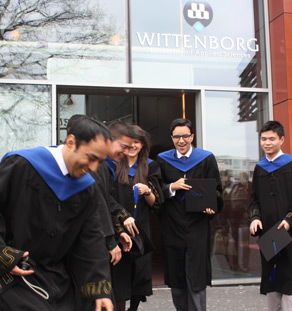 Apply to Wittenborg University