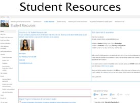Student Resource