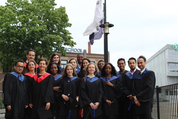 Joy as Wittenborg Celebrates 2016 Summer Graduation Ceremony