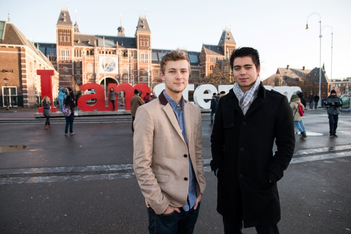 New Programme - BSc Business- Double degree in Amsterdam