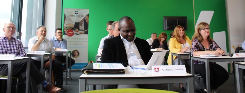 Study an international MBA at Wittenborg University