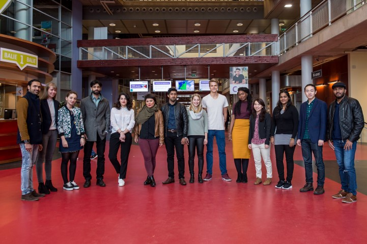 Currently around ± 700 students study at Wittenborg University of Applied Sciences at its two campuses in Apeldoorn and locations in Amsterdam and Vienna (Austria);