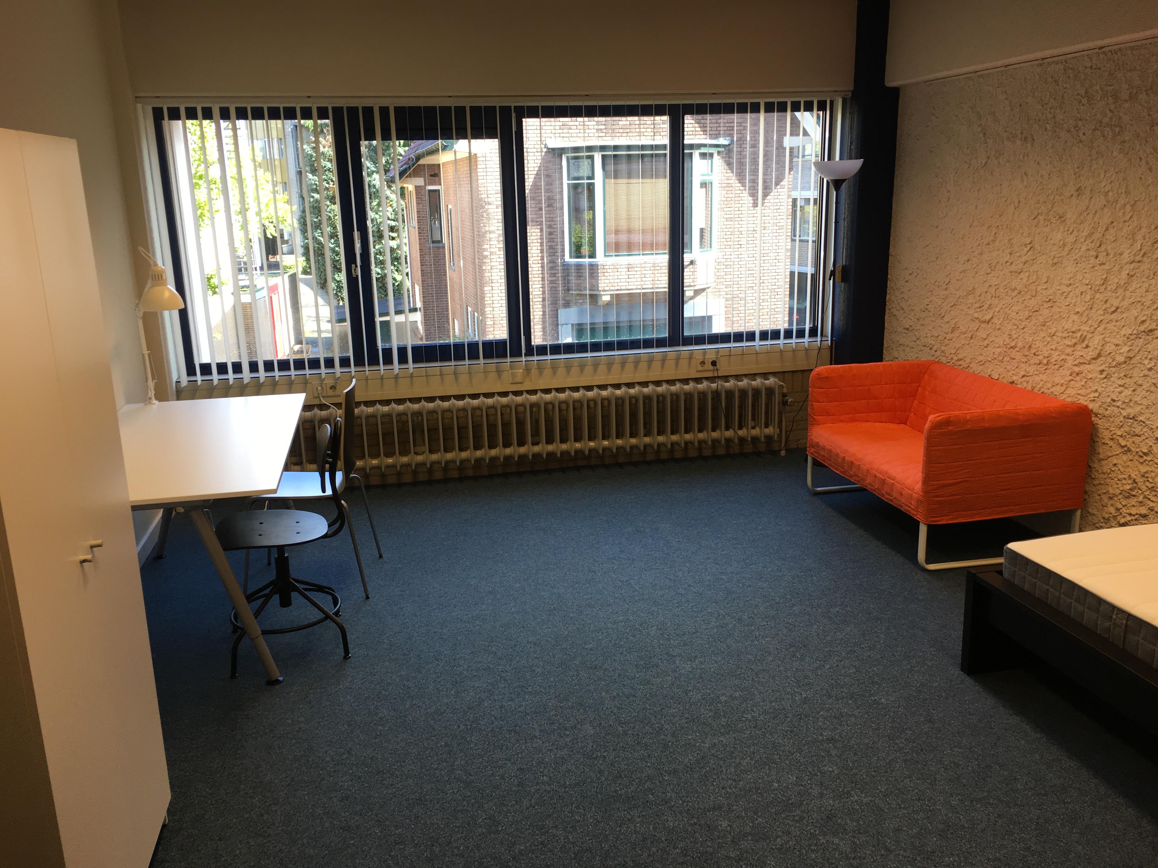 University Of Amsterdam Student Room